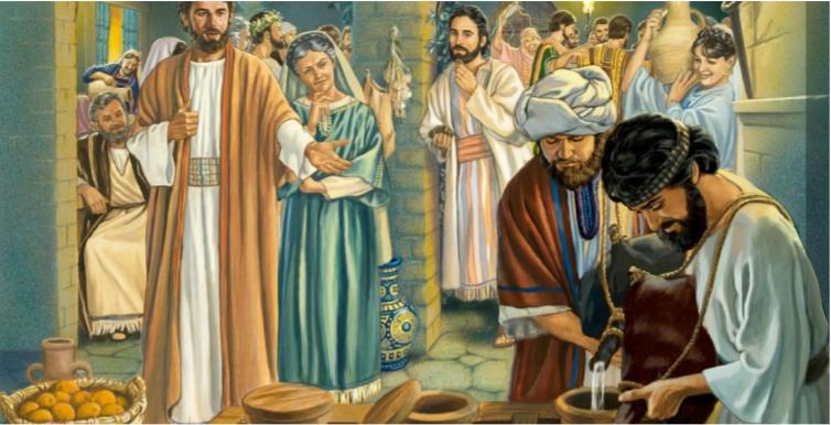 """Aangepaste dienst """"Jezus wil mensen blij en gelukkig maken"""""""