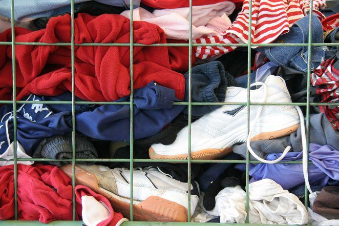 Inzameling kleding voor gevangenen